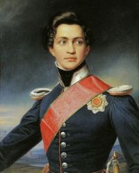 Prince Otto of Bavaria, and King of Greece 1833 - Joseph Karl Stieler