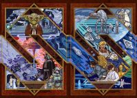 Jian Guo - Stained Glass Star Wars ESB