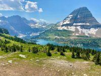 Hidden Lake - Glacier NP