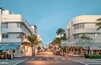 Art Deco buildings in South Beach, Miami - gettyimages