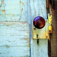 old door & hardware