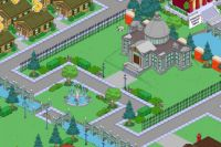 Mr. Burns' Mansion