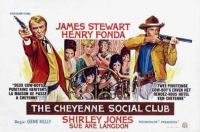 THEME:  Movies   The Cheynene Social Club  Such a fun movie.
