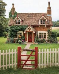 English Cottage by James Lloyd Cole
