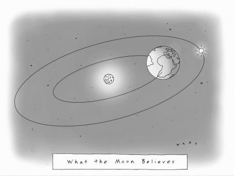 What The Moon Believes