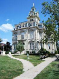 Bloomfield Ia Courthouse