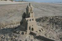 OBX Sandcastle