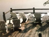 Overlooking Lake Champlain