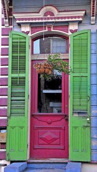 Entrance, Louisiana