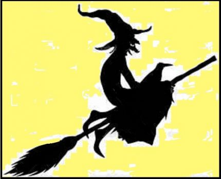 Warming up the Broomstick for Halloween