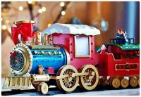 Here Comes the Christmas Train