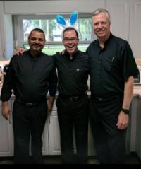 Easter greeting from the 3 Priests from Nativity Catholic Church