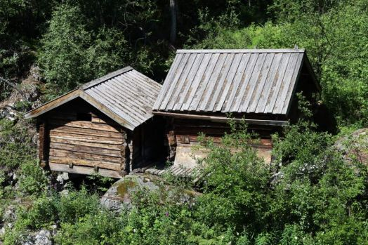 An Old Grist Mill #2