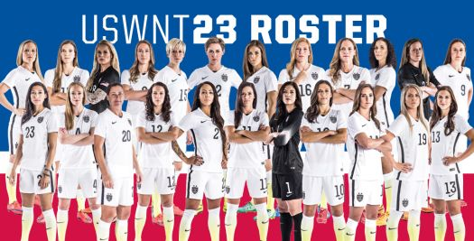 US Women 2015 World Soccer Champions!