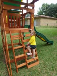 A new playset for Sweet Pea