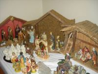 a few of my many nativities
