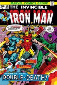 Iron Man Versus Mandarin