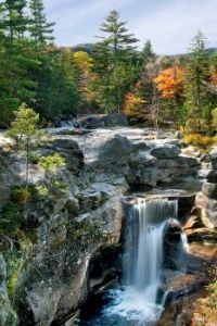 Grafton Notch State Park in Maine