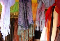 Multicolor scarves (pic cropped)