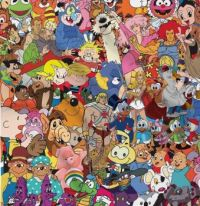 cartoons 80's and 90's