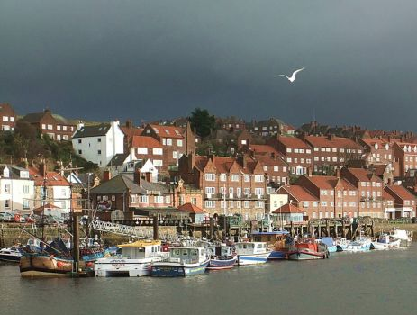 Moody Weather - Whitby