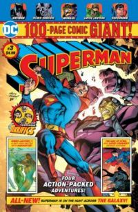 DC 100 PAGE SUPERMAN GIANT !