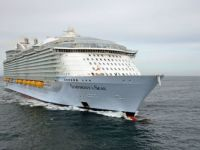 Symphony of the Seas,  World's largest Cruise Ship