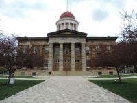 The Old Illinois State Capitol