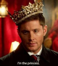dean is the princess