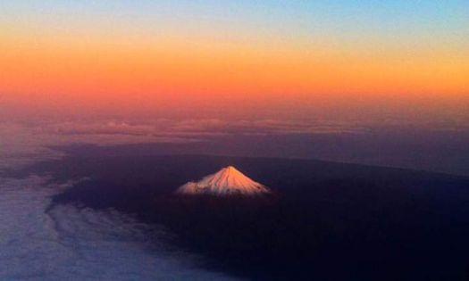 Mount Taranaki #2