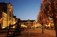 Winter in Leuven