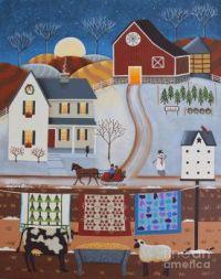 Mary Charles-seasons-of-rural-life-winter
