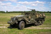 M3 Halftrack WWII