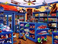Vintage Toy Shop (821)