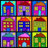 Happy Houses ☺
