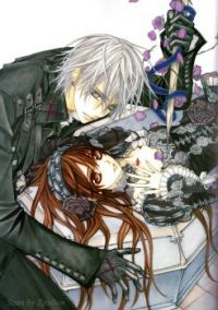 Vampire Knight-Zero and Yuki
