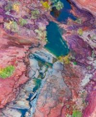 Gorge at Karajini