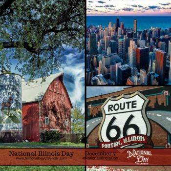 Today Is National Illinois Day!!