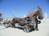 More Burning Man art.