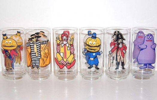 Remember McDonald's glasses