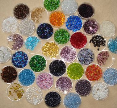 Lots of beads