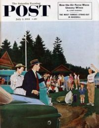 Saturday Evening Post (July 3, 1954)