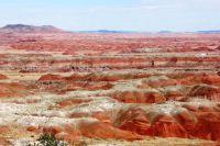 Painted Desert of Arizona