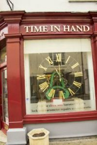 Shipston-on-Stour 24-04-2017 Time in Hand Market Place 01