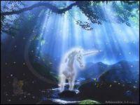 Unicorn By Moonlight (Ex. Small)
