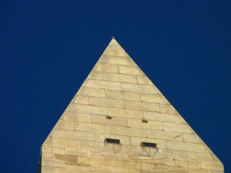 Top of Washington Monument