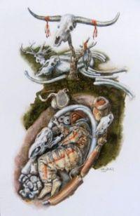 Shaman's Grave
