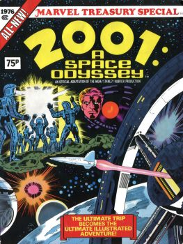Marvel Treasury Special #1: 2001