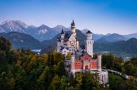 The Neuschwanstein Castle - Germany