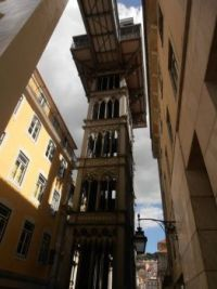 Lisbon   the lift